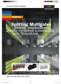 Splitting Multigates