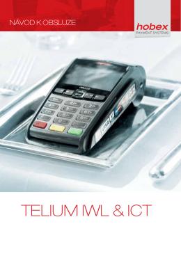 Návod k obsluze - Terminál iCT220, iWL221, iWL222