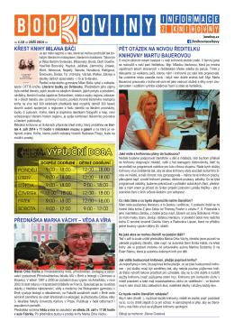 č. 10 – září 2014 - Městská knihovna ve Svitavách