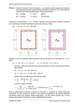 Dimenzionisanje nosaca za uticaje torzije.pdf