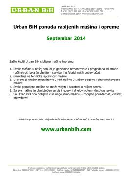 Katalog Gebraucht-Maschinen September 2014 (pdf)