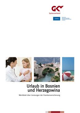 Bosnien Herzegowina ( PDF , 124 KB ) Hinweis