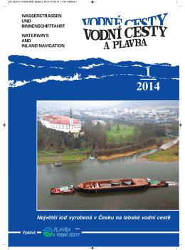 1. 2014 - Dunaj-Odra-Labe