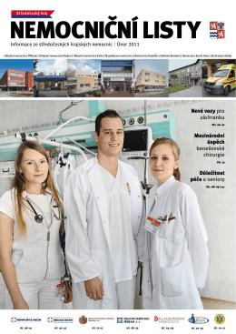 Nemocniční listy únor 2011 (pdf 2,8MB)