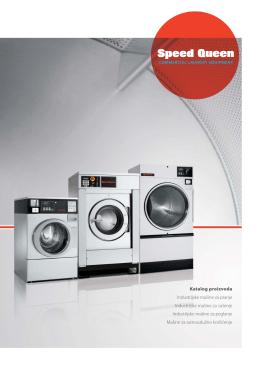 industrijske mašine za pranje