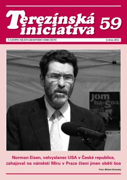 květen 2012 - Institut Terezínské iniciativy