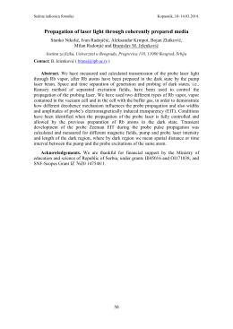 pdf, ~195 kB - Radionica fotonike