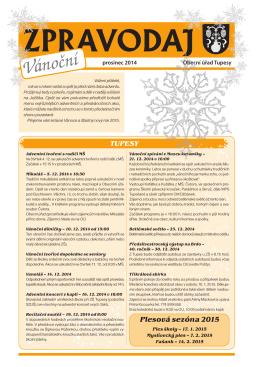 Zpravodaj – Vánoce 2014 – ve formátu pdf