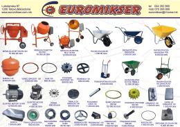 euro mikser katalog 2011