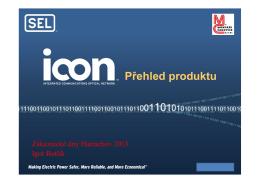 Optická síť ICON_prezentace