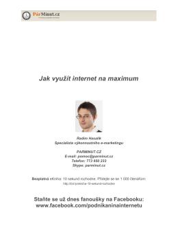 jak využít internet na maximum (PDF)