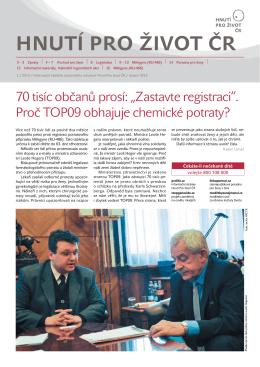 1/2013 - Hnutí Pro život ČR