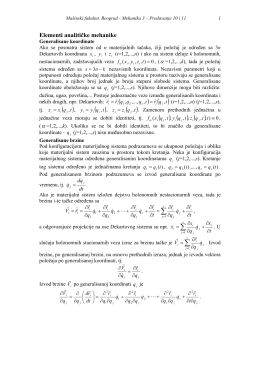 Predavanje br.10 i br.11