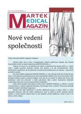 společnosti - Martek Medical as