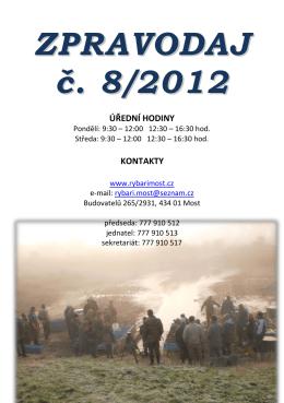 stáhnout ve formátu pdf zde - Český rybářský svaz