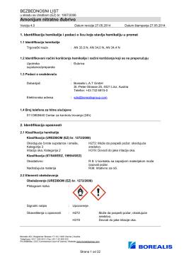 Amonijum nitratno đubrivo