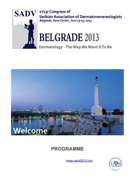 Final Programme PDF