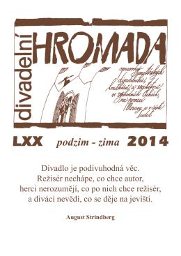 LXX podzim - zima 2014