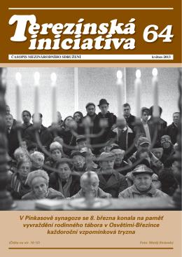 č. 64 - duben 2013 - Institut Terezínské iniciativy