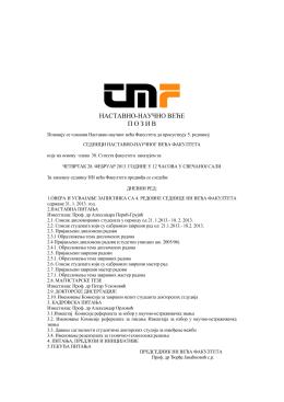 pdf,1305KB - Tehnološko-metalurški fakultet