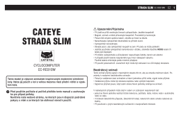 CATEYE STRADA SLIM