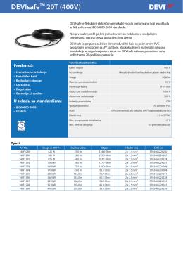 DEVIsafe 20T (400V)