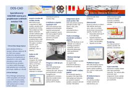 Informace ke stažení - DDS-CAD