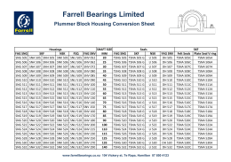 Farrell Bearings Limited