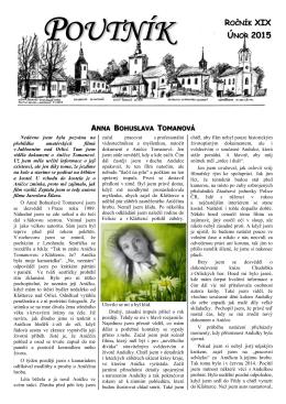 Poslední číslo - Farnost sv. Jiří Dolní Čermná