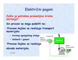 Električni pogoni