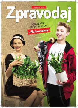 Jaro 2014 - Zahradnictví Chládek