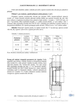 Zde - Katedra částí a mechanismů strojů