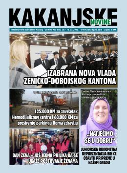 Kakanjske Novine