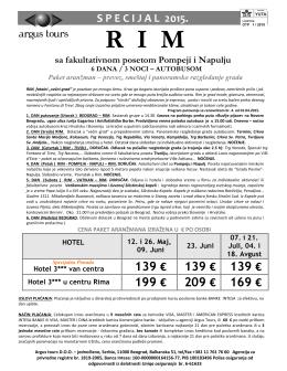 Pogledajte aranžman u PDF formatu