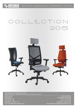 Cenovnik PDF - Antares stolice