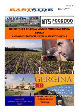 negotinska krajina vinsko-vinogradarska regija