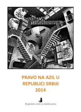Pravo na azil u Republici Srbiji 2014