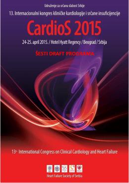 CardioS 2015