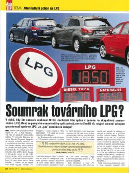 Srovnávací test Mitsubishi ASX 1.6 MIVEC LPG vs. Subaru Legacy