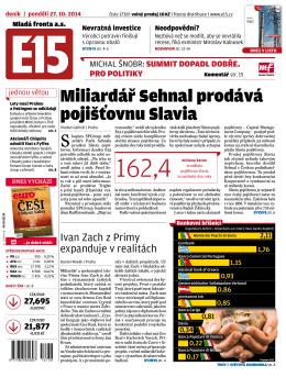 Český Goodwill 2014