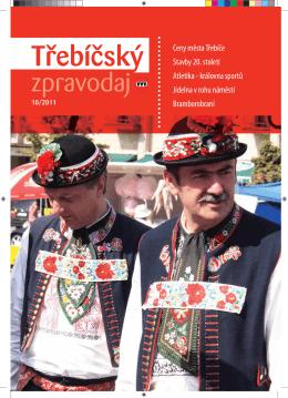 Třebíčský zpravodaj č. 10/2011