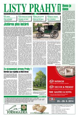 více - Listy Prahy 1