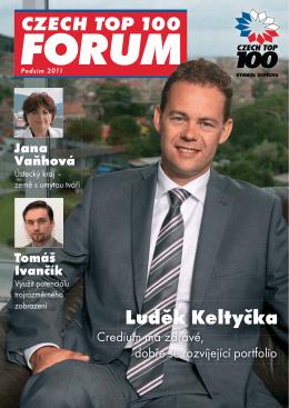 Luděk Keltyčka - Czech Top 100