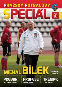 MichalBílek - FC Přední Kopanina