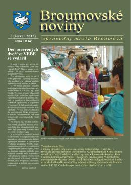 Broumovské noviny