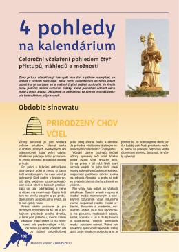 Moderní včelař ZIMA - PSNV