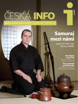 iNfo 2/2012 MagazíN Pro zaMěSTNaNce a obchodNí Službu ČP
