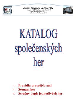 Katalog her ke stažení : (pdf)