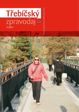 Třebíčský zpravodaj č. 11/2011