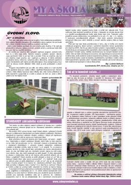 My a škola 2011 - ZŠ Heyrovského